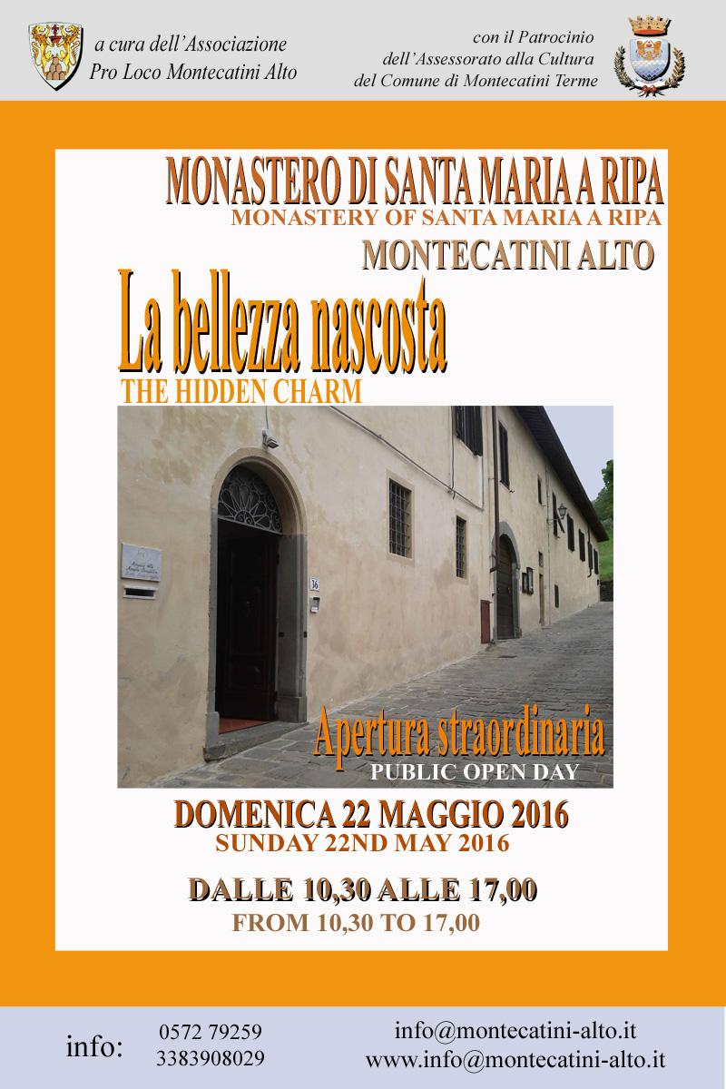 Visita straordinaria alle bellezze nascoste del Monastero