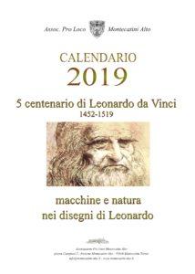 Calendario Leonardo Da Vinci